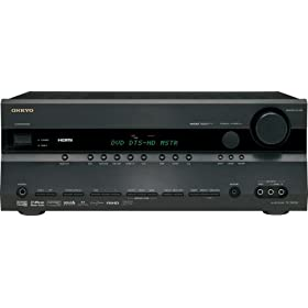 41BBTex1cgL. SL500 AA280  Onkyo TX SR606 7.1 Channel Home Theater Receiver   $385 Shipped