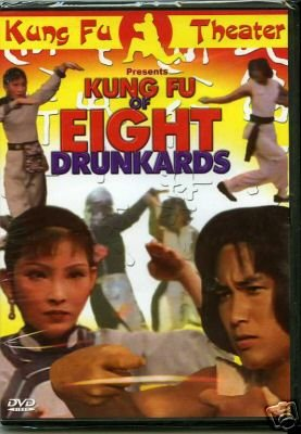 Kung Fu Of Eight Drunkards (Dubbed In English)
