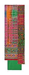 Sanskriti Women's Cotton Unstitched Salwar Suit Material (Multicolor)