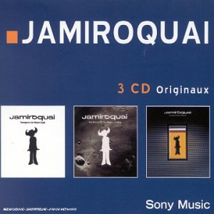 Jamiroquai - Coffret 3 CD : Emergency On Planet Earth / The Return Of The Space Cowboy / Travelling Without Moving - Zortam Music