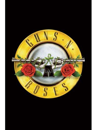 GB eye LTD, Guns N Roses, Logo, Maxi Poster, 61 x 91,5 cm