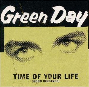 green day time of your That was really the first time we attempted a ballad, green day's billie joe armstrong told spin in 2010 the first time we ever played that song was during an encore in new jersey — i had to pound a beer backstage to get up the courage i knew we were gonna take a tomato to the face the snotty.