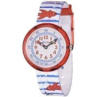 [フリック フラック]FLIK FLAK キッズ腕時計 CUTE-SIZE(キュート サイズ) PESCIOLINO ROSSO(ペショリーノ・ロッソ) ZFBNP019 ボーイズ 【正規輸入品】