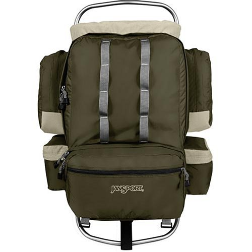 JanSport Scout External Frame Backpack