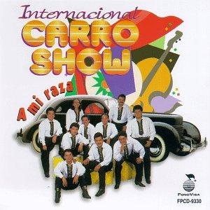 Internacional Carro Show - Mi Raza - Zortam Music