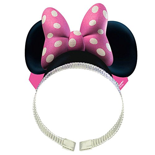 Minnie Mouse Ears w/ Bows (8 Pack) - 1