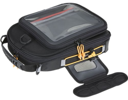 TANAX タナックス MOTO FIZZ モトフィズ ミドルマップバッグ2 ブラック MFK-059