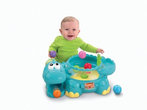 Fisher Price Pop Up Toy