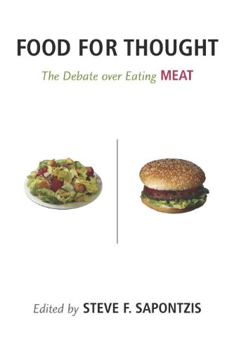 Food For Thought: The Debate Over Eating Meat (Contemporary Issues (Prometheus))