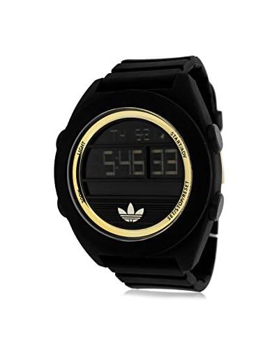 Adidas Men's ADH2911 Calgary Black Digital Watch with Silicone Band