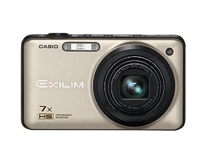 Casio High Speed Exilim Ex-zr15gd Digital Camera Gold