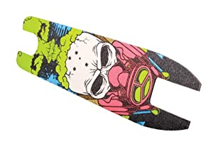 MGP Shock End of Days Grip Tape with 10 Stickers (Green)
