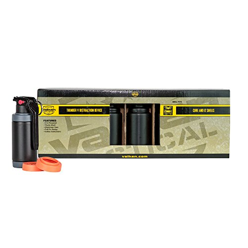 Valken Tactical Thunder Cylinder C Shell with Single Core