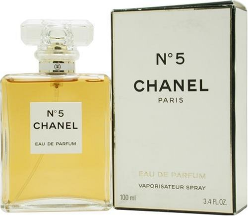 Chanel No. 5 Perfume by Chanel for women Personal Fragrances