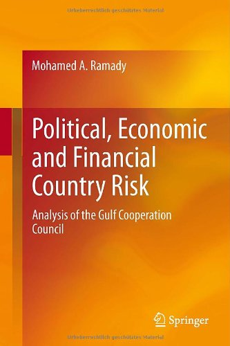 Political, Economic And Financial Country Risk: Analysis Of The Gulf Cooperation Council front-756412