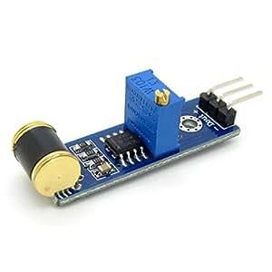 Amazon Com 3 Pins 801s Wide Range Vibration Detection