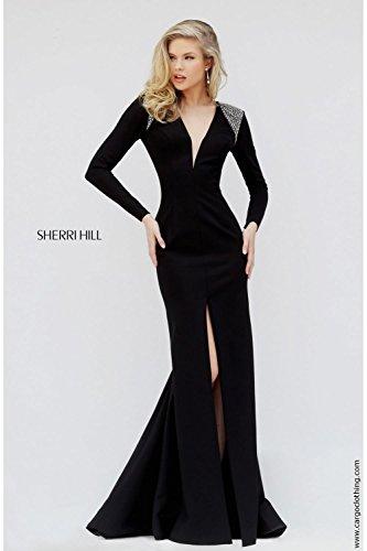sherri-hill-50618-sherri-hill-nero-e-argento-profondo-scollo-a-v-e-gamba-split-dress-black-40