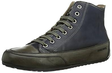 Candice Cooper plus.vitellino, Damen Hohe Sneakers - Blau (blu), 35 EU (2.5 Damen UK)