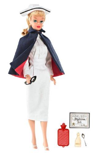 Top Barbie My Favorite Career Vintage Registered Nurse Barbie Doll