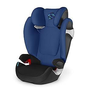 Cybex Solution M - Silla de coche, grupo 2/3, color azul marino por Cybex