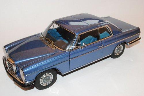 Mercedes-Benz 200 Strich-Acht Coupe Blau W114 76187 1/18 AutoArt Modell Auto