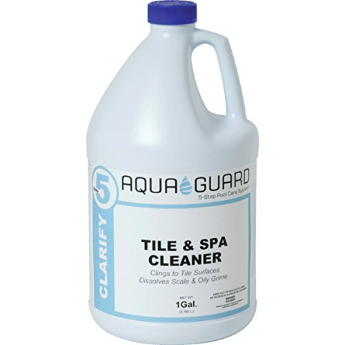 Swimming Pool Tile Cleaner Products : Aquaguard gallon spa water swimming pool tile cleaner