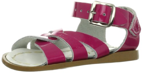 Toddler Salt Water Sandals by Hoy Sandal, Size 2 M - Pink