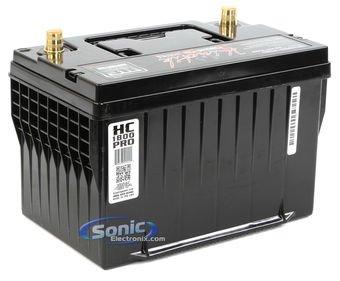 Kinetik HC1800-PRO 1800 Watt 12V Battery Cell