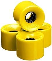 Penny 59mm Skateboard Wheels (Yellow)