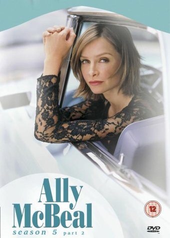 Ally McBeal, Series 5 Box Set 2 [DVD] [1998]