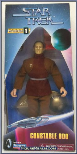 "Star Trek Warp Factor Series 1 - 9"" Constable Odo"
