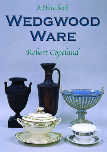Wedgwood Ware (Shire Library)