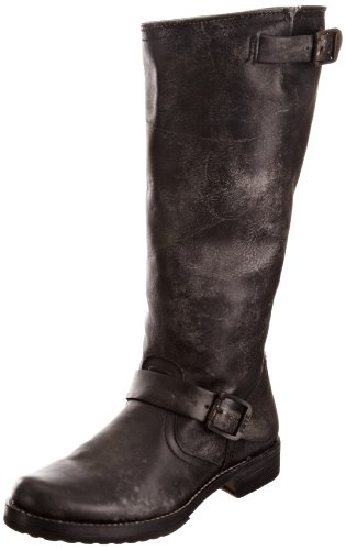 Frye Women's Veronica Slouch Boot Black 77609BLK6 4 UK D