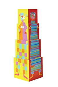Tatiri Tower Animals (Stacking Blocks) at Sears.com