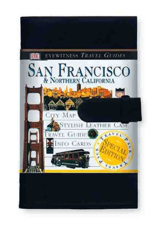 Eyewitness Travel Guide Deluxe Gift Edition to San Francisco, DK Publishing, DK Travel Writers