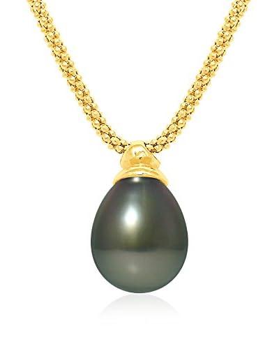So Fine Pearls Set Kette und Anhänger 18 Karat Gold