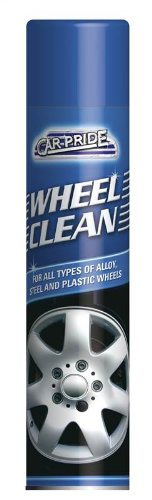 BUY 2 GET 1 FREE WHEEL CLEAN 300 ml ALL TYPES OF ALLOY CAR CARE STEEL PLASTIC