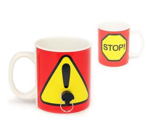 Plug Mug - Mug con tappo