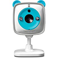 TRENDnet TV-IP745SIC Wifi HD 720P 2 Way Audio Baby Camera with Built-In Thermometer