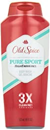 Old Spice High Endurance Pure Sport Scent Mens Body Wash