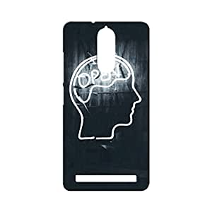 BLUEDIO Designer Printed Back case cover for Lenovo K5 Note - G6210