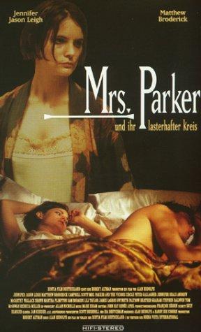 Mrs. Parker und ihr lasterhafter Kreis [VHS]