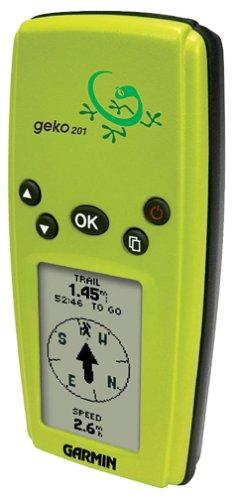 Garmin Geko 201 Waterproof Hiking GPS (Yellow)