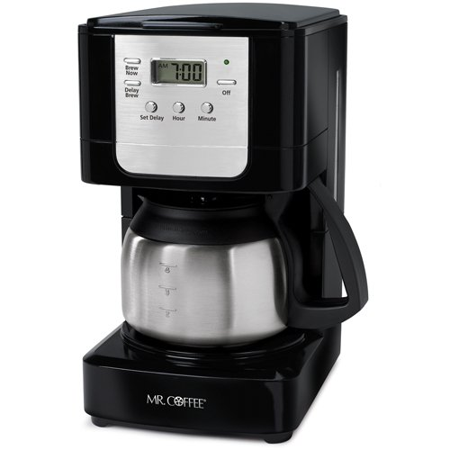 Mr Coffee Maker JWX9: The 5 Cup Appliance for a Smaller Kitchen