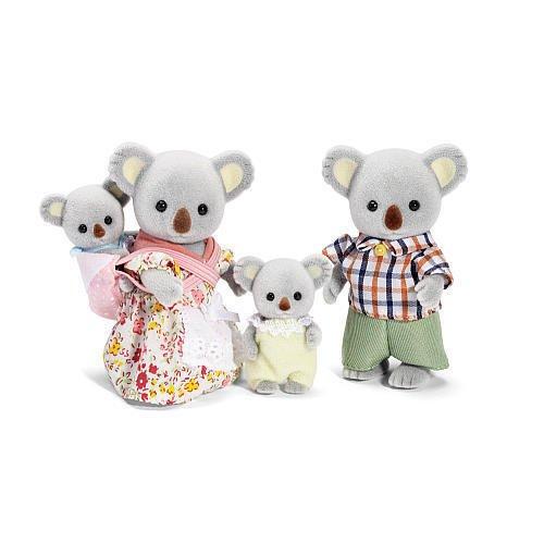 New Calico Critters Outback Koala Family Model:16740179