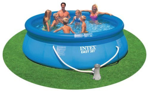 Cheap Intex Easy Set Pool With Filter 12 39 X 36 56931eg Toy For Above Ground