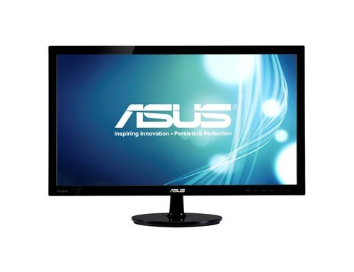 ASUS VSシリーズ 23型ワイド液晶モニタ LEDバックライト ブラック VS238H