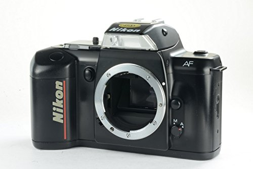 Nikon discount duty free Nikon N4004 F-401 auto focus SLR film camera