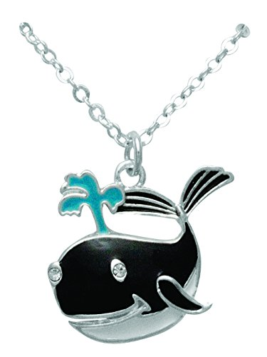 Circle of Friends Pendant, Whale