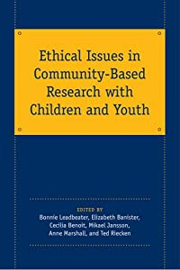 Ethical Issues in Community-Based Research with Children and Youth cover image